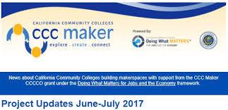 Newsletter Mastheads Ccc Maker July 17 Newsletter Update Grants Announced Ccc