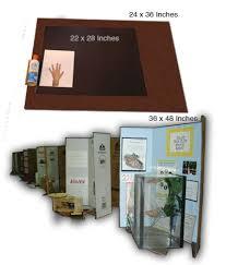 tri fold board size poster board size guide tips standardpostersizes com