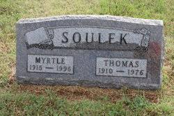 Myrtle Carlson Soulek (1915-1996) - Find A Grave Memorial