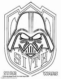Kleurplaat Star Wars Nieuw Darth Vader Coloring Page Star Wars