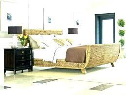 White Wicker Bedroom Furniture Vintage Wicker Bedroom Furniture ...