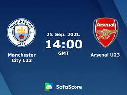Manchester City U23 - Arsenal U23 Live ticker, H2H und Aufstellungen