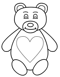 Small Picture Printable Polar Bear Coloring Pages For Kids adult