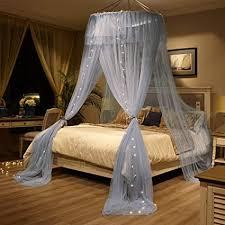 Amazon.com: Dream princess bed canopy bed canopies, Elegant shading ...