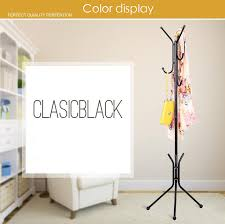 Wrought Iron Standing Coat Rack Creative Fashion Wrought Iron Coat Rack Coat Hanger For Hanging 46