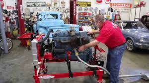 All Chevy chevy 235 engine : Chevy 235 6 engine on Easy Run test stand Drager's International ...