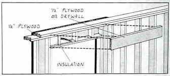 Box Header Construction over Windows Doors Framing Tips Save