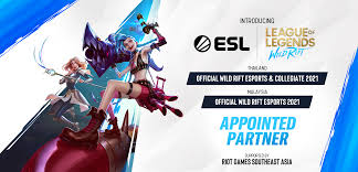 ESL to run the official League of Legends: Wild Rift esports tournaments in  Malaysia and Thailand for 2021 - ESL Gaming GmbH