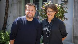 Check out a collection of james corden out about los angeles photos and editorial stock pictures. Tell Me More With Kelly Corrigan James Corden Kpbs