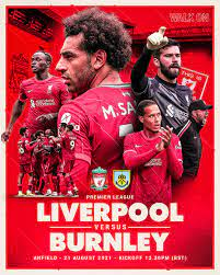 Liverpool FC - 🔴 𝐌𝐀𝐓𝐂𝐇𝐃𝐀𝐘 🆚 Burnley Football Club 🔴 Ready for  that Anfield atmosphere again ✊🔴 #WalkOn