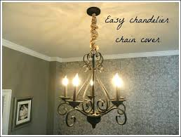 chandeliers chandelier chain cover page best ideas of interior design cord velcro chandelier chain cover