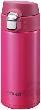 <b>Термокружка Tiger MMJ-A036 Passion</b> Pink 0,36 л