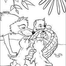Small Picture THE JUNGLE BOOK coloring pages 45 free Disney printables for