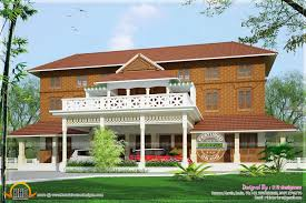 traditional house plans. Splendid House: Kerala Traditional House Plans Image I