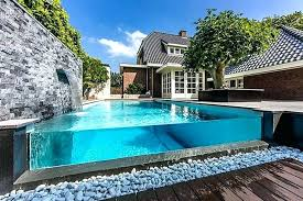 Pool Designs For Small Backyards Cool Waterfalls For Swimming Pools Small Modern Pool Designs Dazzling