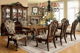 Cherry Wood Kitchen Table Sets Furniture Of America Cm3243t Cm3243ac Cm3243sc Vicente