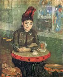 vincent van gogh agostina segatori in the café du tambourin february march 1887
