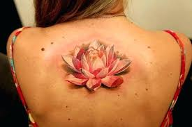 What Color Are Lotus Flowers 846 Lotus Flower Tattoo By