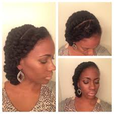 Quick Hairstyles For Braids Natural Style Flat Twists Quick Styles Marley Hair Protective
