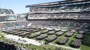 One Direction Lincoln Financial Field Seating Chart Army Navy Game Visit Philadelphia