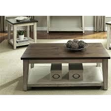 three piece coffee table set bark furniture liberty furniture lancaster 3 piece coffee table set in