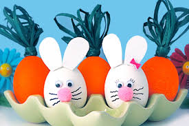 30 easter crafts that will brighten any home