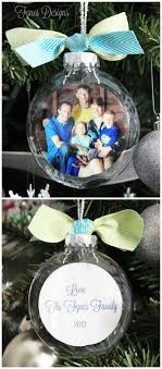 gift or hang your diy glass photo ornament for all to see