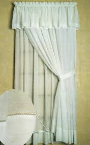 mesmerizing sheer curtains clearance semi panel batiste window 1 2 jcpenney