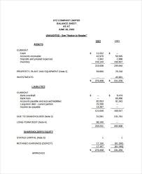 Formate Of Income Statement Income Statement Format 9 Free Sample Example Format Free