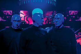 Blue Man Group Still Ageless And Earless At 25 Las Vegas