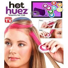 hot hues hair chalk