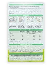 Hipp Vs Holle Formula Chart Holle Goat Stage 1 0 6 Months Organic Infant Milk Formula