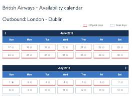 Ba Avios Upgrade Chart Top 5 Tools To Search For Avios Availability Turning Left