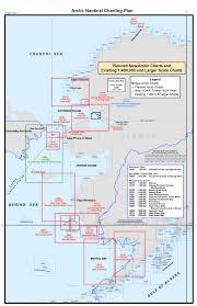Noaas Coast Survey Plans For New Arctic Nautical Charts