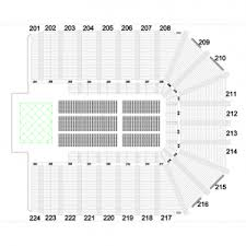 Nippert Stadium Seating Chart With Rows Seating Charts Nutter Center Wright State University