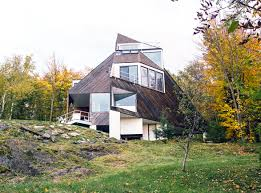 Pyramid Houses The Houses Of Prickly Mountain From Collective Quarterly 2
