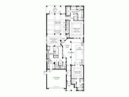 Eplans French Country House Plan   European Courtyard from the    Level