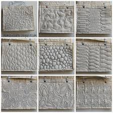 Best 25+ Free motion quilting ideas on Pinterest | Machine ... & Alamosa Quilter: Free Motion Quilting Sample Book Adamdwight.com
