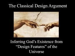 Design Argument The Classical Design Argument