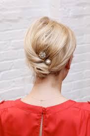 L Ssige Hochsteckfrisuren F R Mittellange Haare 12 Tolle Styling