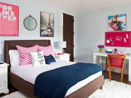 pretty home interior bedroom decorating for teenage girl design modern ideas showing cozy low profile bedframe bed girls teenage bedroom