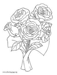 10 beautiful rose flower coloring pages printable for kids free printable coloring pages for kids coloring books
