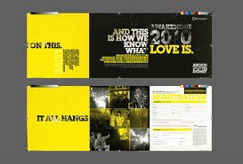Brochure Design Samples 33 Exciting Event Brochure Design Examples Uprinting