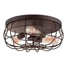 industrial flush mount ceiling lights. Millennium Lighting 5323 Neo-Industrial Flush Mount Ceiling Light Industrial Lights