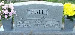 Merline Iva Hall (1926-2008) - Find A Grave Memorial