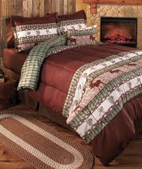 Best 25+ Moose Lodge ideas on Pinterest | Lodge decor, Timber ... & Create a rustic feel fit for a log cabin in the woods with this Moose Lodge  Comforter Set. Its nature-inspired pattern makes it wildly appealing. Adamdwight.com