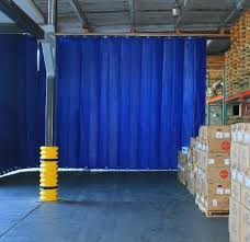 in a setting which requires a significant and drastic change in decibel level amcraft provides sound barrier curtain panels that contain the noise