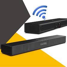 Loa Thanh Soundbar Bluetooth Để Bàn Dùng Cho Tivi Máy Vi Tính PC Laptop  BS-39B Hỗ Trợ Sạc Không Dây - Loa Công Suất Lớn Tặng Tai Nghe Chụp Tai  CT770 (