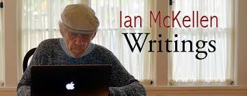 sir ian writings comments essays acting activism ian chronology