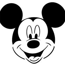 Mickey Mouse Pumpkin Carving Template Stencils Disney Pumpkin